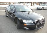 Audi A8 2010 Data, Info and Specs