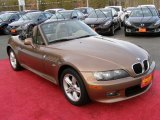 2001 BMW Z3 Impala Brown Metallic