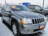 2008 Mineral Gray Metallic Jeep Grand Cherokee Limited 4x4 #43441440