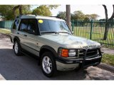 Land Rover Discovery II Colors