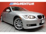 2009 Titanium Silver Metallic BMW 3 Series 328i Coupe #43440857