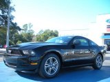 2011 Ebony Black Ford Mustang V6 Premium Coupe #43440227