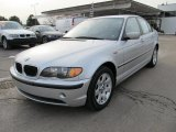 2005 Titanium Silver Metallic BMW 3 Series 325xi Sedan #43440237