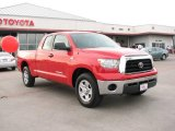 2008 Radiant Red Toyota Tundra SR5 Double Cab #4334270