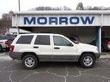 2002 Stone White Jeep Grand Cherokee Laredo 4x4 #43440247
