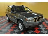 2002 Graphite Metallic Jeep Grand Cherokee Laredo 4x4 #43440869