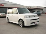 2005 Polar White Scion xB  #4334239