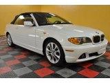 2004 Alpine White BMW 3 Series 330i Convertible #43440876