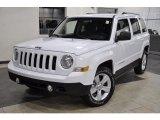 2011 Jeep Patriot Bright White