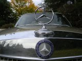 Mercedes-Benz S Class 1971 Badges and Logos