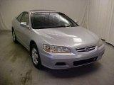 2002 Satin Silver Metallic Honda Accord EX Coupe #43440923