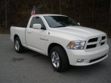 2009 Stone White Dodge Ram 1500 R/T Regular Cab #43441527