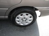 Dodge Neon 1999 Wheels and Tires