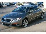 2011 Volkswagen CC Light Brown Metallic
