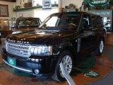 2011 Land Rover Range Rover Santorini Black Metallic