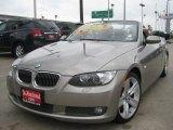 2009 Platinum Bronze Metallic BMW 3 Series 335i Convertible #43441635