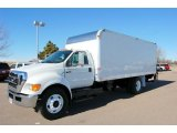 2008 Ford F650 Super Duty XL Regular Cab Moving Truck Data, Info and Specs