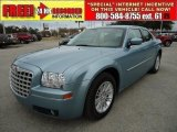 2008 Clearwater Blue Pearl Chrysler 300 Touring #43556843