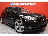 2011 Jet Black BMW 3 Series 335i Sedan #43556502