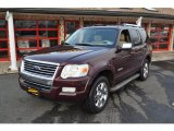 2006 Dark Cherry Metallic Ford Explorer Limited 4x4 #43557008