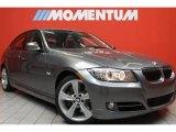 2011 Space Gray Metallic BMW 3 Series 335i Sedan #43556504