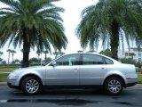 2003 Reflex Silver Metallic Volkswagen Passat GLS Sedan #43555789