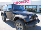 2011 Black Jeep Wrangler Call of Duty: Black Ops Edition 4x4 #43556199