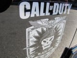 2011 Jeep Wrangler Call of Duty: Black Ops Edition 4x4 Marks and Logos