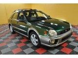 2003 Subaru Impreza Outback Sport Wagon Data, Info and Specs