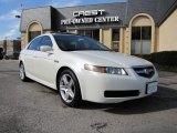 2004 White Diamond Pearl Acura TL 3.2 #43556552