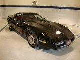 Chevrolet Corvette 1985 Data, Info and Specs