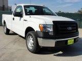 2011 Oxford White Ford F150 XL Regular Cab #43556252