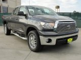 2011 Magnetic Gray Metallic Toyota Tundra Texas Edition Double Cab #43556256