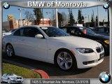 2008 Alpine White BMW 3 Series 335i Convertible #43647375