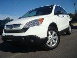 2008 Taffeta White Honda CR-V EX #43647191