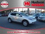 2011 Brilliant Silver Nissan Murano S #43646133