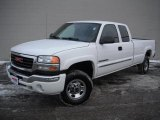 2005 GMC Sierra 2500HD SLE Extended Cab Data, Info and Specs