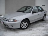 2003 Ultra Silver Metallic Chevrolet Cavalier Sedan #43723718