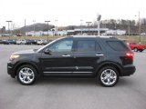 2011 Tuxedo Black Metallic Ford Explorer Limited 4WD #43723776