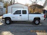 2003 Summit White Chevrolet Silverado 2500HD LT Extended Cab 4x4 #43724158
