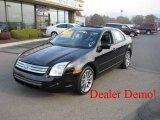 2008 Black Ebony Ford Fusion SE #4364690
