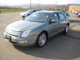 2009 Moss Green Metallic Ford Fusion SEL #4364711