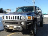2009 All-Terrain Blue Hummer H3 X #43781215