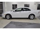 2008 White Suede Ford Fusion SEL #43781581