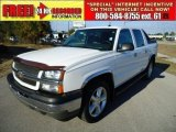 2005 Chevrolet Avalanche Z66 Data, Info and Specs