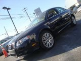 2008 Deep Sea Blue Pearl Effect Audi A4 2.0T quattro S-Line Sedan #43780904