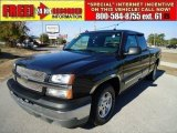 2005 Dark Gray Metallic Chevrolet Silverado 1500 LS Extended Cab #43782082