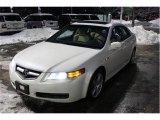 2004 White Diamond Pearl Acura TL 3.2 #43780917