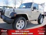 2011 Sahara Tan Jeep Wrangler Sport S 4x4 #43781359