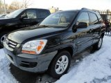 2005 Kia Sportage EX 4WD